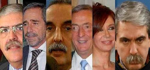 Resultado de imagen para imagenes corrupcion kirchnerismo
