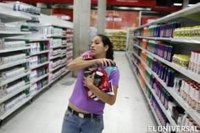 El aumento de la escasez disminuye la variedad de marcas que los consumidores pueden elegir ARCHIVO