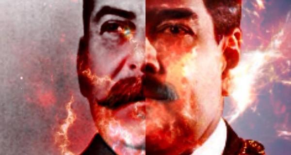 Stalin-Maduro