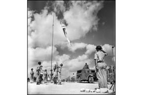 Un estado judío: Ver algunos momentos clave en la historia del sionismo y de Israel Robert Capa/ICP/Magnum fotos que provienen de todos los rincones del país