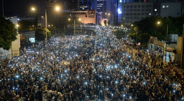China: Hong Kong evoca el espíritu de Tiananmen | Internacional | EL PAÍS