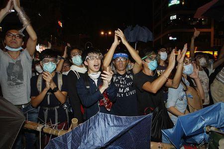 Foto por © STRINGER Hong Kong / Reuters/Reuters