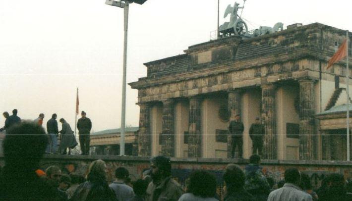 La construcción del Muro de Berlín marcó el fracaso del socialismo, su caída fue solo la confirmación. (Gavin Stewart)