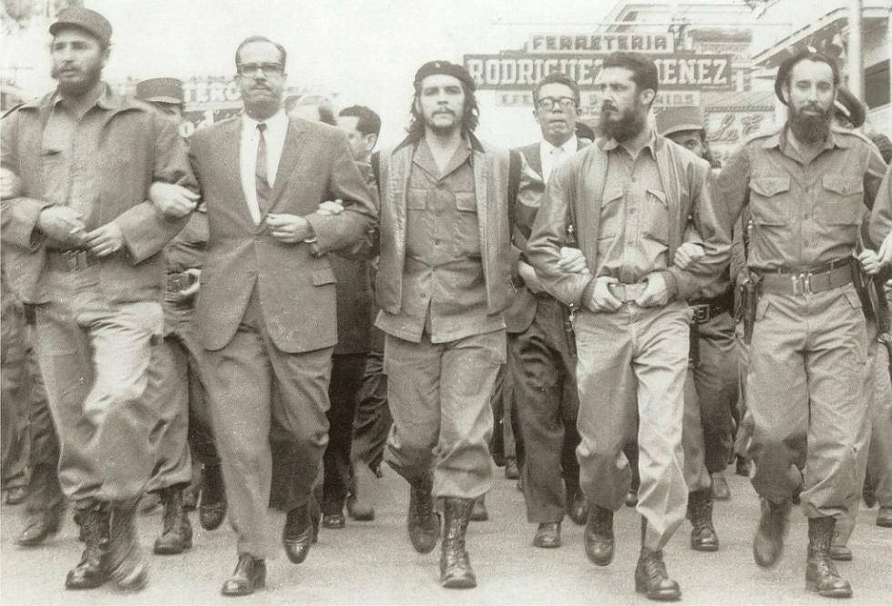 La revolución castrista llegó a Cuba con promesas, pero desde hace 55 años. (Wikipedia)