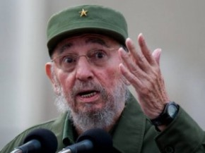 Fidel Castro no confía en los EEUU, nosotros nos preguntamos ¿Y QUIÉN CONFÍA EN ÉL?