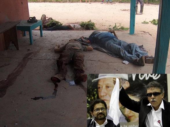 LOS TERRORISTAS COLOMBIANOS QUIEREN AMNISTÍA POR CRÍMENES DE GUERRA | Periodismo sin Fronteras