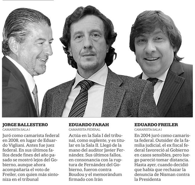 De Skanska a Boudou, la mayoría de los fallos fue a favor del Gobierno - 26.03.2015 - lanacion.com