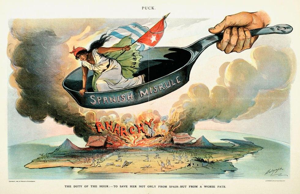 El espantapájaros americano - Artículos - Opinión - Cuba Encuentro