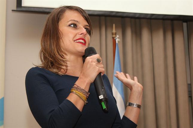 """Gloria Alvarez: """"El populismo necesita mantener a la gente en la pobreza para seguir gobernando"""" - lanacion.com"""
