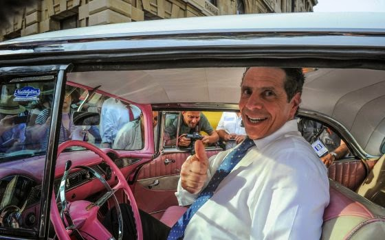 Open Cuba: El «Cuomo» de la Desfachatez
