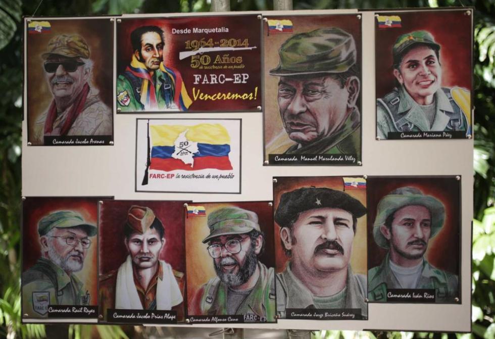 Las FARC suspenden la tregua tras matar el Ejército a 26 guerrilleros en un ataque. Noticias de Mundo