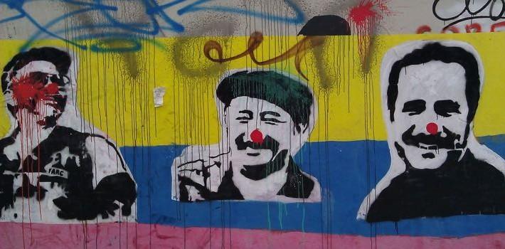 Guerrilla de las FARC intentará modificar la Historia de Colombia