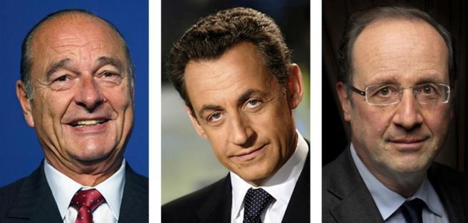 EEUU habría espiado a los presidentes franceses Chirac, Sarkozy y Hollande | Estados Unidos | EL MUNDO