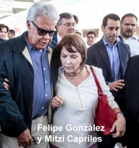 """Felipe González: """"Maduro lleva al país hacia la destrucción"""""""