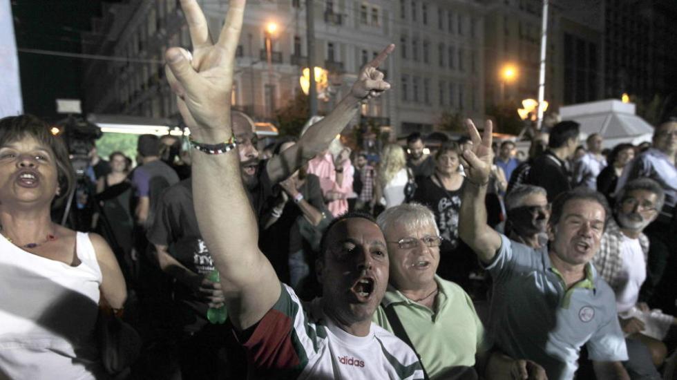 Crisis Grecia: El bueno, el feo y el malo: a Grecia le espera uno de estos tres escenarios. Noticias de Mundo