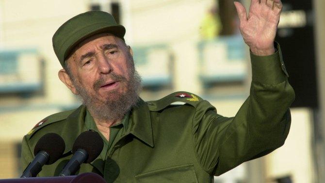 Fidel Castro: Documental de Discovery revelará nueva faceta del cubano | Variety Latino