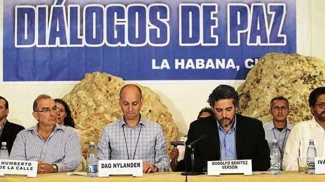 ¿Por qué el Gobierno de Colombia y las FARC negocian en La Habana? - ABC.es