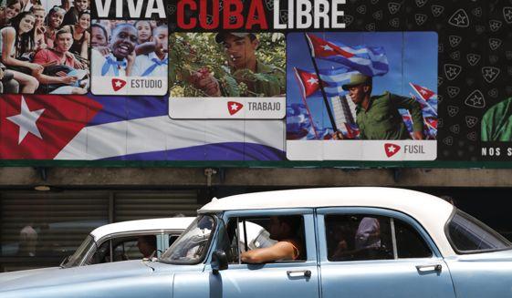 EDITORIAL: Obama esconde evidencia de Castro crueldad - Washington Times