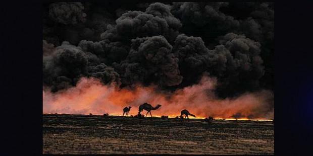 Golfo pérsico guerra