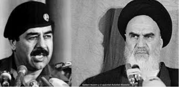 Saddam contra Irán