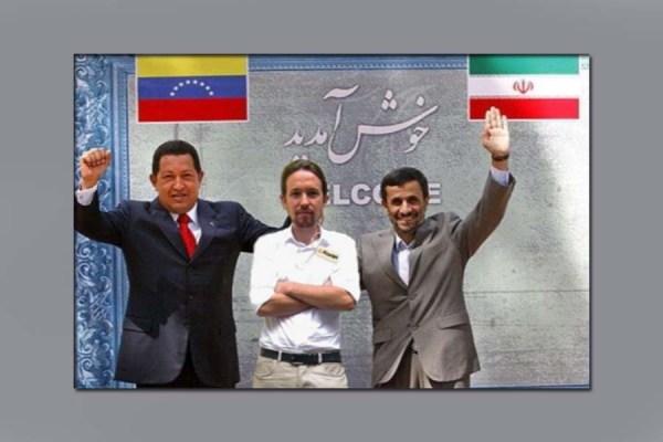 Podemos Venezuela e Irán