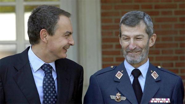 Zapatero y el JEMAD