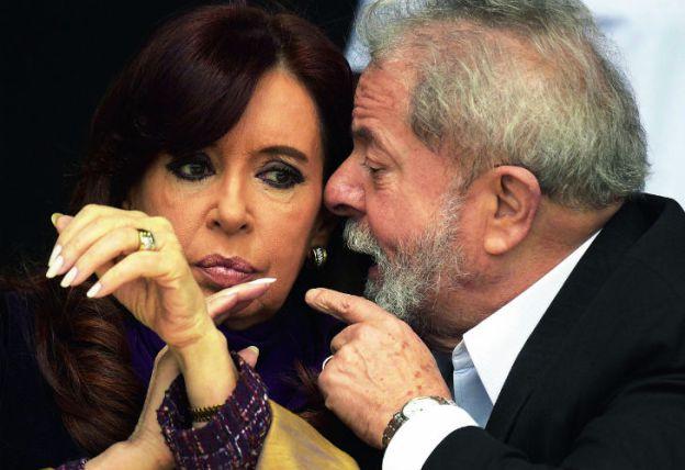 Résultats de recherche d'images pour «Lula Da Silva y Cristina, mienten»