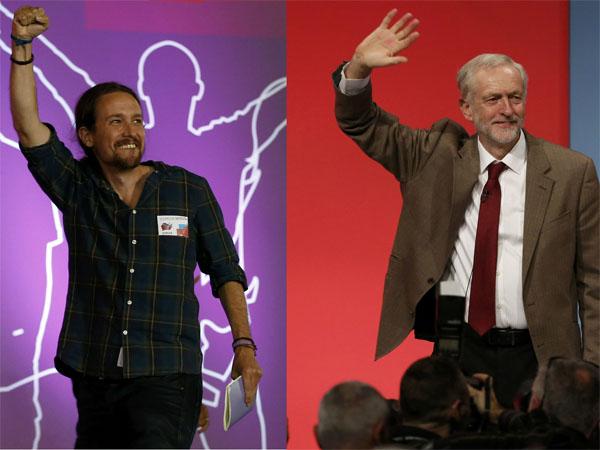 Jeremy Corbyn y Pablo Iglesias 4