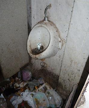 """Cárcel de Chimbas, San Juan. """"Los dormitorios, deberán cumplir todas las normas de higiene"""" (Regla N°13, Reglas Mínimas de Naciones Unidas para el Tratamiento de los Reclusos).. Foto: Procuración General de la Nación"""