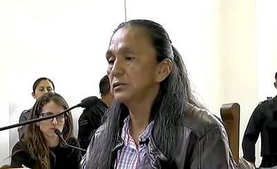 Declara Milagro Sala por las amenazas a Gerardo Morales.
