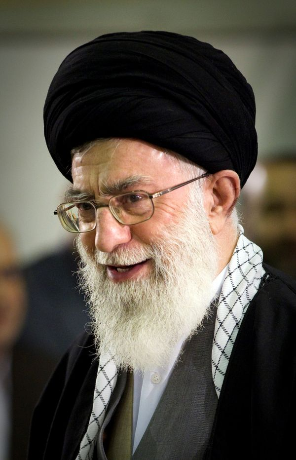 El jefe supremo iraní, el Ayatollah Ali Khamenei (Reuters)