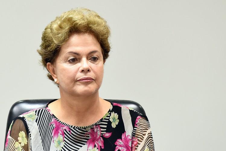 Dilma Rousseff fue destituida de la presidencia en agosto.
