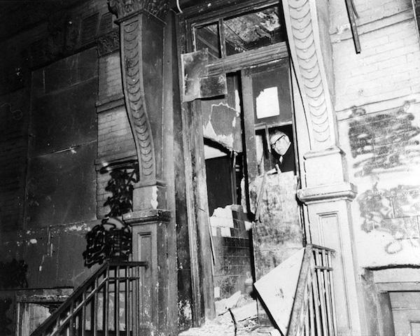 Las Fuerzas Armadas de Liberación Nacional FALN de Puerto Rico, participaron en más de cien atentados en Nueva York, Chicago y otras ciudades. En la gráfica de archivo uno de los atentados con explosivos de las FALN en El Barrio, al este de Manhattan.