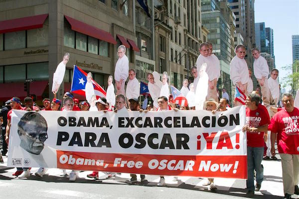 La petición popular dirigida al presidente Barack Obama, para liberar al independentista puertorriqueño Óscar López Rivera sobrepasó las 100.000 firmas que se necesitaban para obtener una respuesta formal de la Casa Blanca, según se desprende de la página oficial.