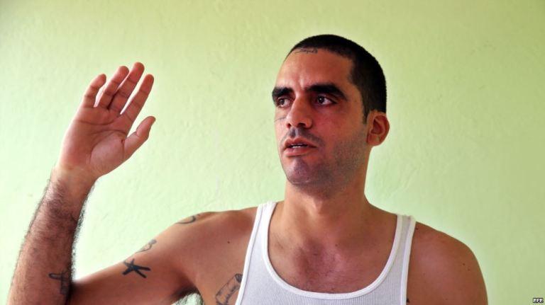 El grafitero disidente cubano, Danilo Maldonado, El Sexto.