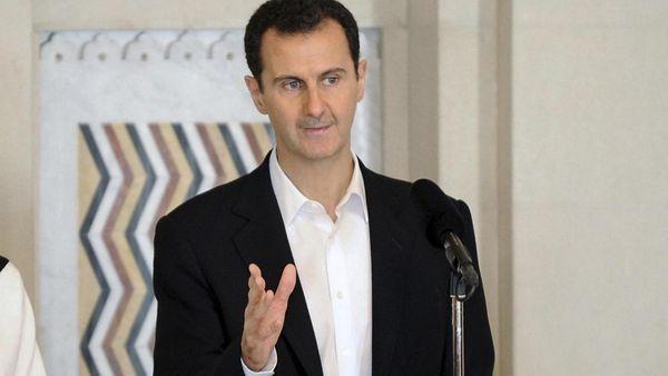 El presidente de Siria, Bashar al Assad (Reuters)
