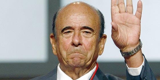 Emilio Botín, presidente del Banco de Santander (1934-2014)