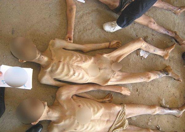 En las cárceles se torturaba contínuamente a diferentes opositores al régimen (Getty)