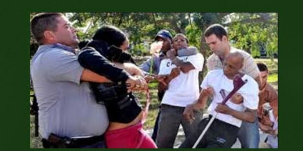 Cuba represión 011121