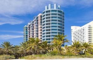 El complejo 1500 Ocean Drive.