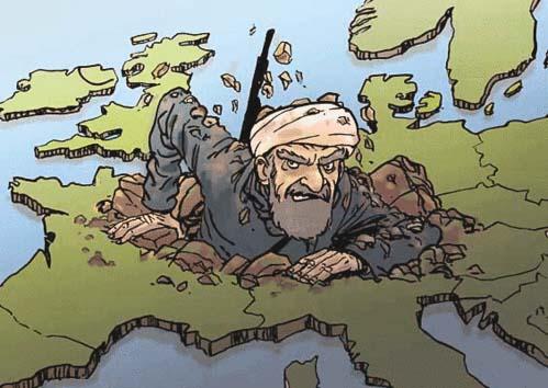 Europa en peligro Islam