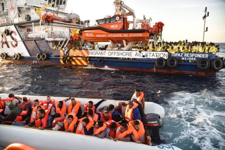FILES-LIBYA-EUROPE-MIGRANTS
