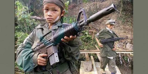 FARC niños secuestrados