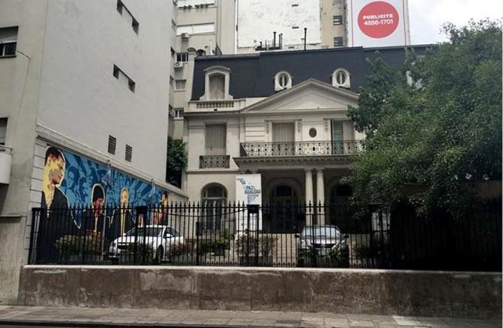 El antes y el después de la Casa Patria Grande Néstor Kirchner, la ex mansión de La Cámpora en Capital