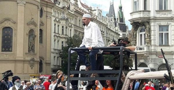 Islamistas en Europa 3
