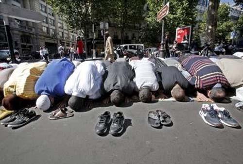 Islamistas en Europa