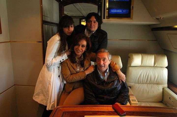 Piden investigar por posible lavado de dinero la casa donde vive Florencia Kirchner