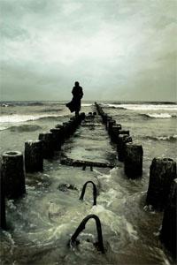 Tempestad y soledad