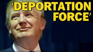 Trump Deportation Force