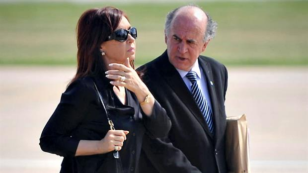 Difunden más audios entre Cristina Kirchner y Oscar Parrilli